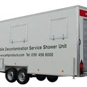 Decontamination Unit | 700 Series | Mobile Shower