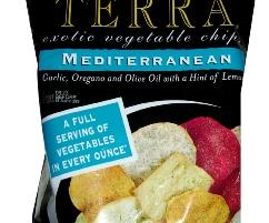 Terra Exotic Vegetable Chips: Mediterranean