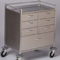 Resuscitation Trolley | RES 0110