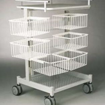 Theatre Supply Storage Cart | THEA 0636