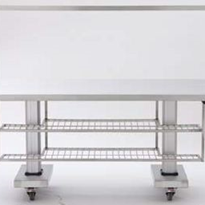 Height Adjustable Table with Storage | CSSD 0688