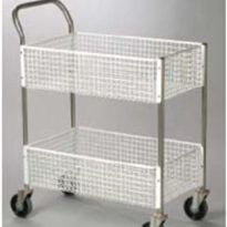 Fixed Basket Trolley | BASK 0205
