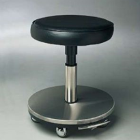 Foot Operated Surgeon Stool | STOO 0267