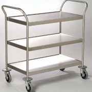 3 Shelf Clearing Trolley | CLEA 0150