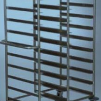 Light Weight Tray Trolley | 0658