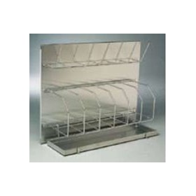 Bed Pan & Urine Bottle Rack | PAN 0552