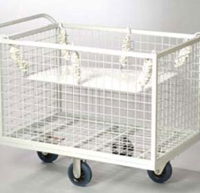 Wet & Dry Laundry Trolley | SOIL 0726