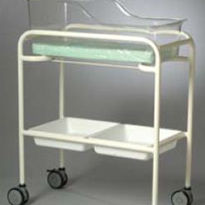 Single Bassinet Trolley | BASS 0582