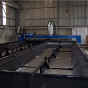 Cutting Table - Fume Extraction Table