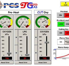 Profile Cutting Software - PCS TurboGAS