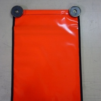 Safety Equipment | Document Holder with Heavy Duty Magnets