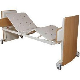 Aged Care Floor Level Bed | Capri MC300