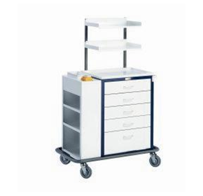 Theatre Equipment Cart