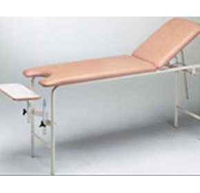 Examination Couch with Lithotomy Cut Out - KH322