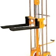 Fork Stacker | Manual Hydraulic