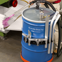 Premium Reversible Drum Vac System | EXAIR