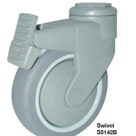 Duraplas Medical Castors