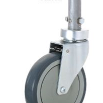 Central Locking Medical Castors