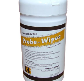 Probe Wipes by Ross Brown Sales
