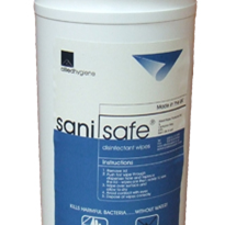 Sanisafe Wipes by Ross Brown Sales