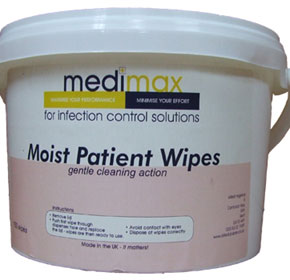 Moist Patient Wipes by Ross Brown Sales