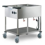 Food Service Trolleys | Hupfer SPA Range