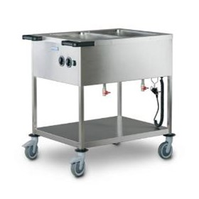 Food Service Trolleys | SPA Range