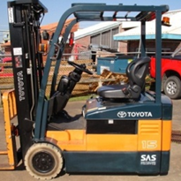 Toyota Electric Forklift | 7FBE15 | Buy or Rent