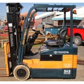 Electric Forklift | 7FBE15 | Buy or Rent