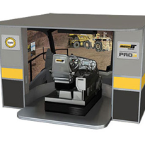Advanced Simulator for Surface Mining | PRO3 Classroom