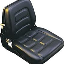 Forklift Seat - Semi Suspension