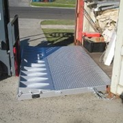 Heavy Duty Container Ramps