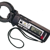 Earth Leakage Clampmeter | DCM300E