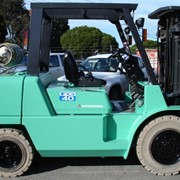 FG40K Late Model LPG Forklifts | 4 Tonne