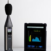 Smart Noise Monitor-Sound Level Meter & Noise Monitoring in One | DUO