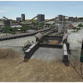 Custom Mine Sites | Virtual Mining Training Environments