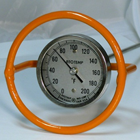 Compost Thermometer - Analog or Digital