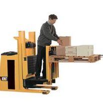 Order Picker | Low Level Stand-on 1000 Kg