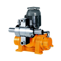 Pulse-Less Metering Diaphragm Pumps