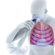 Lung Flute - Therapeutic for Mucociliary Clearance / PEP Therapy