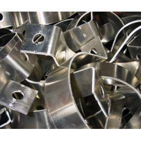 Aluminium Saddles for Pipes | Marine Industry