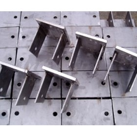 Duplex Stainless Steel Anchor Plates