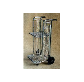 Shelf Trolley | Upright Wheel-Out