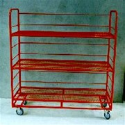 Shelf Trolley | Parcel Pick-Up