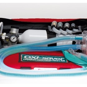 Oxygen Resuscitation Kit - Closed Circuit | OXI–dive 1