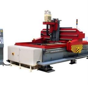 CNC Plate Drilling Machine | 3 Axis
