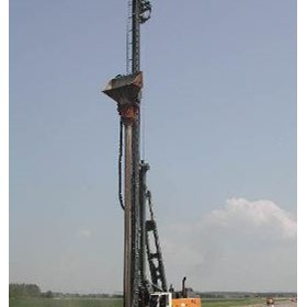 Piling- & Drilling Rig | LRB 255