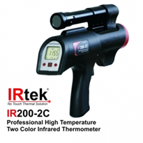 High Temperature 2 Colour Infrared Thermometer | IR200-2C