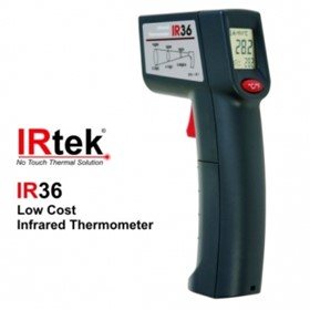Low Cost Infrared Thermometer | IR36