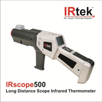 Long Distance Scope Infrared Thermometer | IRscope500